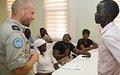 IDP community watch group training closes in Juba