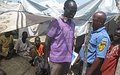 UNPOL and IDP security watch groups curb crime in Malakal