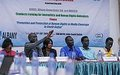 Free press vital for peace building, says UNMISS human rights official