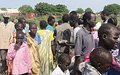 Thousands more civilians arrive at Malakal protection site