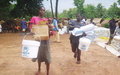 Humanitarian aid reaches desperate internally displaced people in Bangasu
