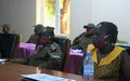 United Nations Police train corrections officers in Eastern Equatoria State on human rights