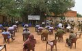 Female prisoners in Wau receive medicines, hygiene kits thanks to UNMISS peacekeepers from Bangladesh