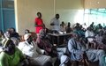 Apuk community try to restore peace in aftermath of intercommunal violence