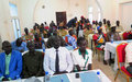At an UNMISS-facilitated conference, communities of Ajak and Kongdier resolve to end conflict