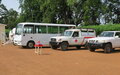 UNMISS donates vehicles and other COVID-19 equipment to Aweil taskforce, doing the environment a favour in the process