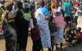 IDPs still flooding into Awerial, Lakes State
