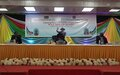 South Sudan's Transitional National Legislative Assembly opens for business