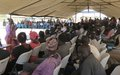 UNMISS official in Bentiu: Peace dialogue initiatives at local level crucial for reconciliation