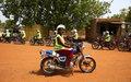 Against all odds: Bunj's biker girl becomes a boda boda road safety trailblazer