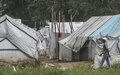 UN Protection of Civilians site in Bor becomes a conventional camp for displaced people