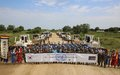 UN Korean engineers begin major road repair project in Jonglei