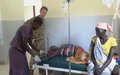 British peacekeepers train staff to boost service delivery at Bentiu hospital