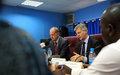 Under-Secretary-General for Peacekeeping Operations, Jean-Pierre Lacroix Press Conference - Juba