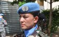 Women peacekeepers honored for their service to the people of South Sudan