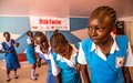 UNMAS - Mine risk education critical for South Sudan, as UXOs injure children