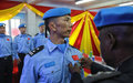 Chinese Police Peacekeepers awarded UN medal in South Sudan
