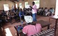 Civil Society Organizations trained on conflict prevention in Cueibet county