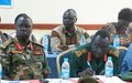 "Commitment to a ""zero-child army"" trumps differences during Juba conference"