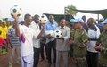Common Goal: Building Peace through Football