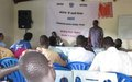 Civil society in Gogrial State vows to educate communities on UNMISS mandate