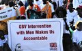 Progress made in fighting gender-based violence in Jonglei as some men join the cause