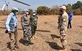 UNMISS peacekeepers in Cueibet continue to mitigate conflict and build confidence