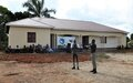 A home for coexistence: UNMISS hands over peace center in Yambio