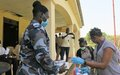 Solar-powered radios to battle misinformation on COVID-19 in Eastern Equatoria