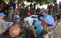 Presence of UN peacekeepers brings relief and relative security to residents of greater Tonj