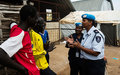 Fijian uniformed UNMISS personnel awarded medals for their efforts