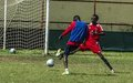 "South Sudan's ""no-tribe"" team leaves for Maputo"