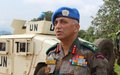 UNMISS Force Commander leads patrol to deter armed attacks on road to Nimule