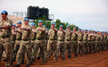 From the gold mines of Ghana to Malakal: British contingent displays benefits of diversity