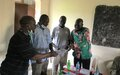 UNMISS renovates primary school in Mayom as the UN Secretary-General launches new policy brief on education