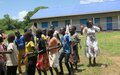 Rural Community school in Eastern Equatoria State receives new classrooms