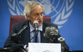 Near Verbatim Transcript of SRSG/Head of UNMISS Nicholas Haysom's Press Conference – Opening Remarks and Q & A