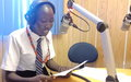 Children take on UN radio airwaves to champion their rights ahead of Day of the African Child
