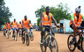Malakal cycles for peace and the environment