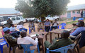 UNMISS-initiated dialogue in Magwi has restored cordial civil-military relations after years of conflict