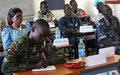 Authorities in Luri near Juba have pledged to stop violence against women