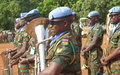 Ghanaian peacekeepers in Aweil receive UN medal