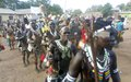UNMISS launches series of joint cultural outreach for peace activities in Torit