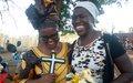 Tonj's Bongo community excited by new borehole and vegetable market