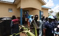 New police station in Anyidi in Jonglei brings hopes that displaced people will return home