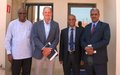 UNMISS SRSG meets with CTSAMM Chairman in Juba