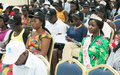 Women in Juba cherish their contributions to peace building and demand gender equality