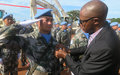 Chinese peacekeepers in Wau recognized for their work