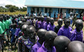 Keeping dreams of younglings alive: UNMISS constructs classrooms for primary school in Gok