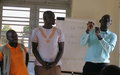 Protecting civilians from HIV: UNMISS takes awareness training to Raja town